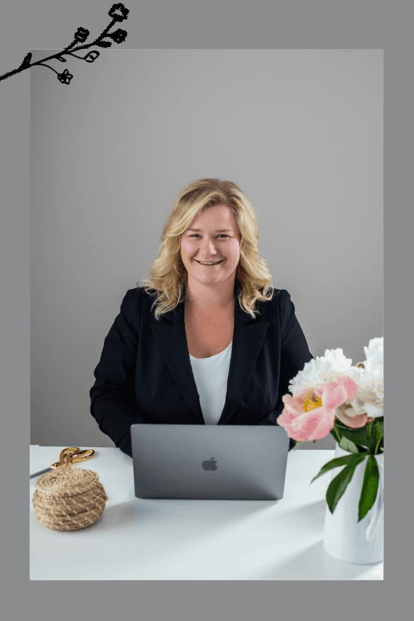 Photo of Emily, Blossom Marketing CEO