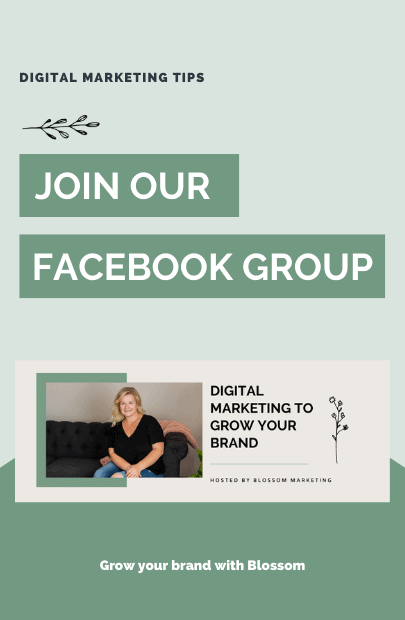 Join our facebook group and grow your brand